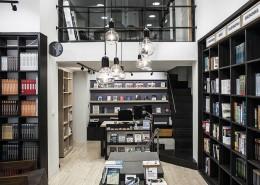 Κατασκευή βιβλιοπωλείου στην Αθήνα