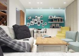 Αρχιτεκτονική μελέτη / κατασκευή κατοικίας στην Κηφισιά
